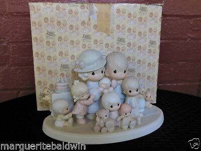 Precious Moments Enesco 12440 God Bless Our Years Together