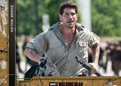 COME WHAT MAY COPPER WAVE 2 SHANE WALSH The Walking Dead Card Trader Digital