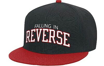 Falling In Reverse - Cap (Logo Embroidered)