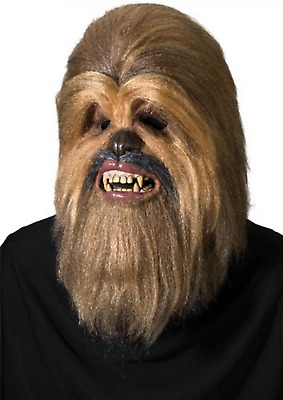 Rubies Costume Star Wars Supreme Edition Chewbacca Mask