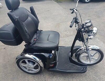 Mobility Scooter Sportrider XL3 Scooter Battery Power
