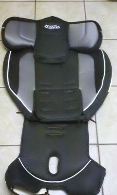 Graco Nautilus 3 in 1 Harness Booster Car Seat Cushion Cover Atlas