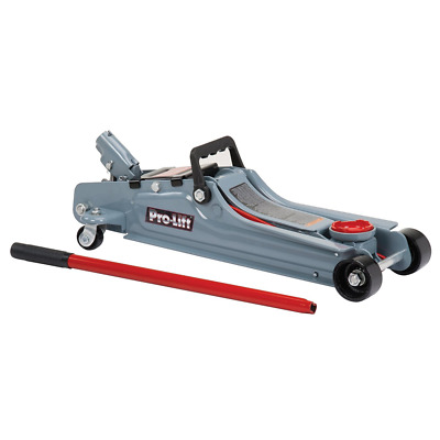Pro-Lift F-767 Grey Low Profile Floor Jack-2 Ton Capacity