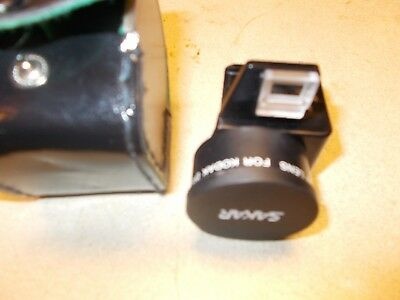 Sakar Tele Conversion Lens For Kodak Disc Camera Ships Free Includes Case & Cove