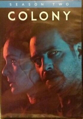 Colony Second Season Two 2 (DVD) BRAND NEW & SEALED!!