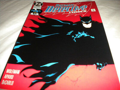 Detective Comics #625 (1991) DC Batman Key Issue First Apearance Abbatoir