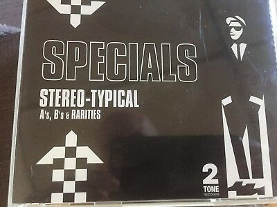 The Specials - Stereo-Typical A'S, b'S and rarities