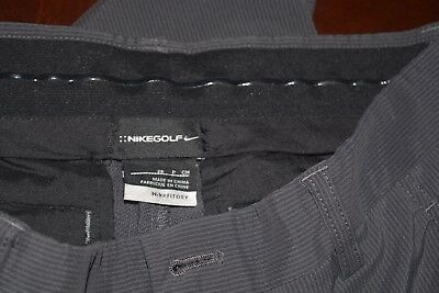 Mens grey Nike Golf Pants Size 29 in as new condition
