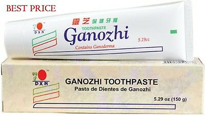 2 X 150g DXN Ganozhi Tooth paste Ganoderma Organic Natural