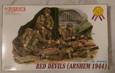 1/35 Sclae Dragon Red Devils (Arnhem 1944) figure kit