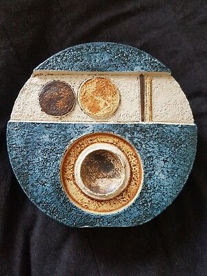 Troika pottery wheel vase