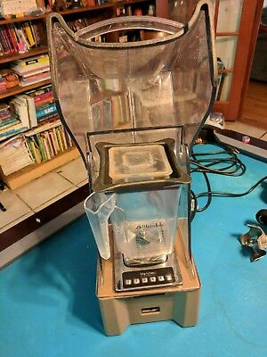 BlendTec Commercial Smoother Model ICB4 in great condition
