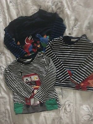 jojo maman bebe 2-3 Boys Winter Tops