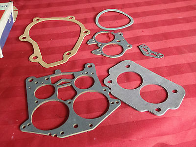 vintage delco assorted carburetor gaskets 6 pcs