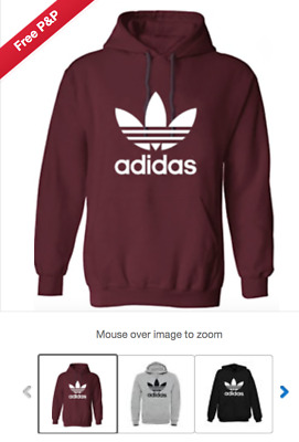 "Adidas Jacket Hoodie ""high Quality""On Sale One Various Sizes Starting  From S-Xl"