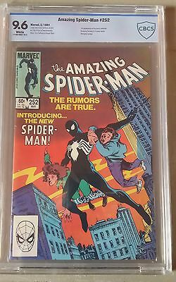 The Amazing Spider-Man #252 (May 1984, Marvel)  11 Comics For Sale...CBCS 9.6!!
