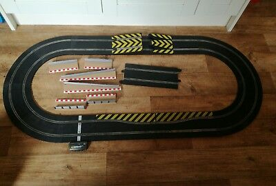 Scalextric Sport 1:32 Track Set  Extension Oval Layout Ramp & Bridge Borders