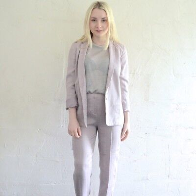 ASOS Matching Blazer Trousers Suit Co Ord 8