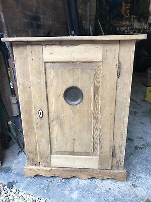 Antique Larder Cupboard. Collectible