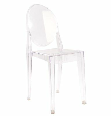 GFURN Reproduction of Philippe Starck Victoria Ghost Chair