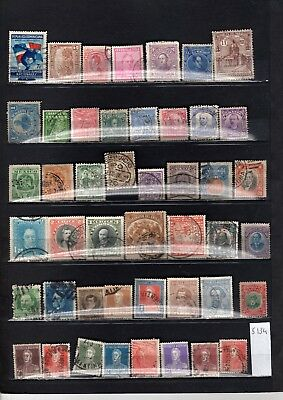 Lot Timbre Argentine