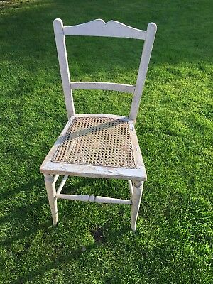 Caned Chair for upcycling