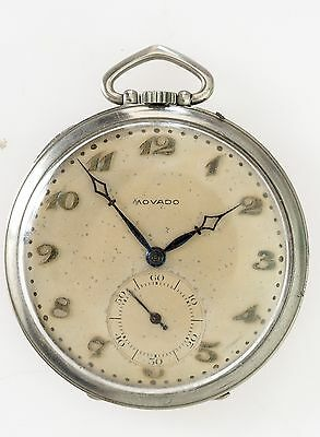 Movado Pocket watch cal.370