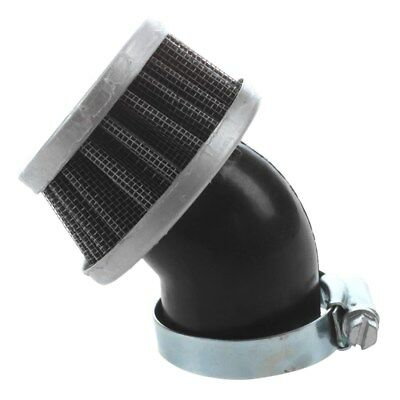 SS elbow Mushroom head air filter for 50cc-125CC motorcycle