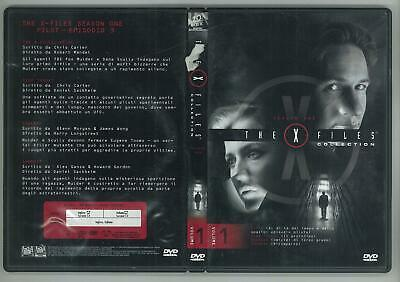 The X Files Collection Stagione 1 Volume 1 Dvd Editoriale Ottimo Usato