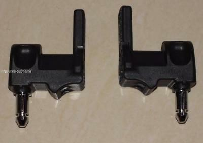 Baby Jogger carrycot adaptors for City Mini / GT single pushchair