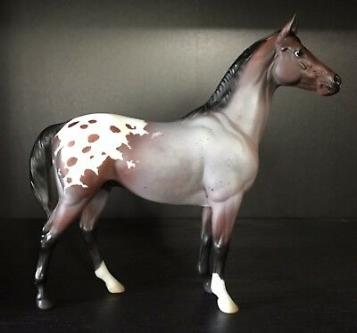 Breyer * Scotty * 712231 Web Special Glossy Appaloosa SR Classic Model Horse