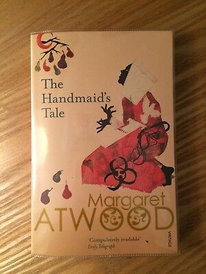 The Handmaid's Tale paperback book by Margaret Atwood, brand new condition.