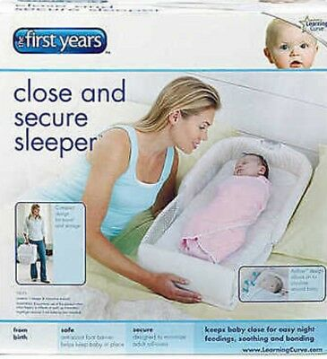The First Years Close and Secure Sleeper