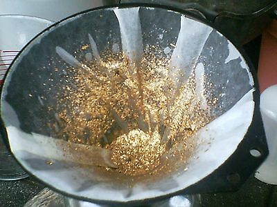 Scrap Gold Recovery Non-Toxic Gold Recovery Leach Instructions-Gold Recovery