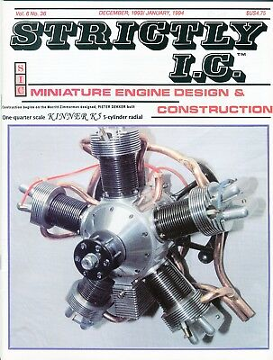 Strictly I.C. Vol. 6, issue 36, 1993