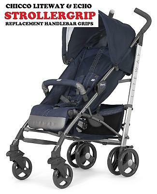 Stroller, Buggy , Pushchair, Replacement Handle, Grips SIZE - MEDIUM- To...