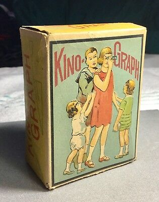 Vintage Boxed Kinograph Viewer