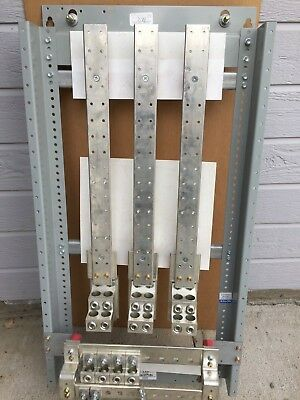 Eaton Prl4 800 Amp 480Y/277V 3 Phase 4 Wire  Buss Bars And Grounding Bx2457Ddp