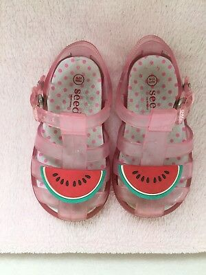 Seed Heritage Baby Shoes 6-12 Months