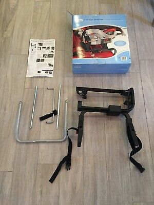 Baby Jogger Citi Mini Car Seat Adapter for Double Stroller (J7A61)