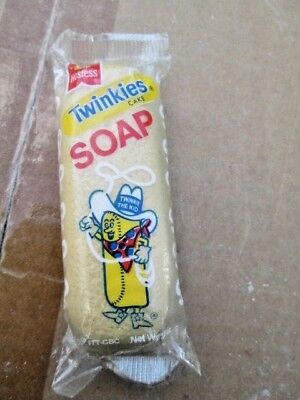 Vintage 1981 Hostess Twinkies Soap. Twinkie the Kid! New in Original Package