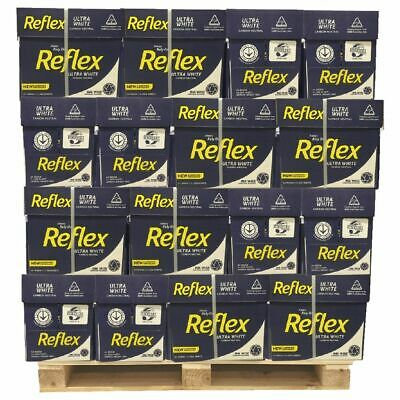 Reflex Ultra A4 Paper White 500 Sheet (400 Reams) x 400