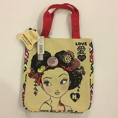 Harajuku Lovers Gwen Stefani 'Bishoujo Box' Tote Bag Purse NWT