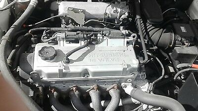 65000ks only 10/2003 4G93 1.8l CE mitsubishi lancer engine.