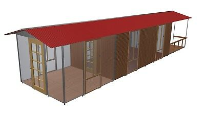 Granny Flat, Relocatable Studio, Teen Retreat, Office, Modular home, Tiny House