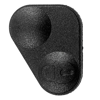 2X(Rubber 2-Button Remote Key Fobs Pad Cover YWC000300 Fr Land/Range Rover P38 K