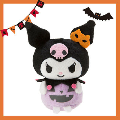 My Melody Kuromi Halloween Small Plush Sanrio Japan