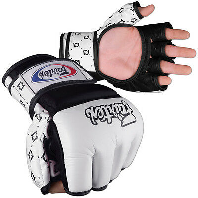 Fairtex Super Sparring Grappling Gloves Mitt FGV17 MMA BEWARE OF FAKES