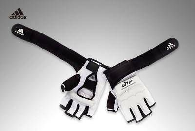 NEW ADIDAS Taekwondo Gloves Sparring gloves WTF Approved karate martial arts