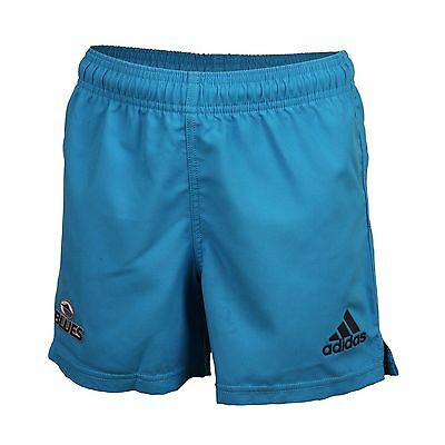 Auckland Blues 2017 Supporter Shorts - Sizes S - 2XL